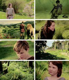 Narnia in green