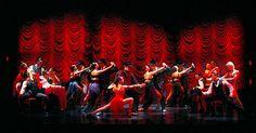cabaret - curtain