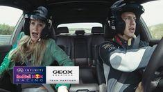 GEOX - Scream Challenge with Infiniti Red Bull Racing Team  Activation Partnership & Rewarding