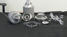 Ge Engineers 3d-printed A Working, Mini Jet Engine