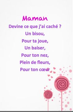 Mother's Day Inspiration Ideas 2019 Image Description Nursery Rhymes Mother's Day - The Garden of Alysses Source by flashmodetrends French Poems, Cadeau Parents, Mother's Day Activities, Download Digital, Teaching French, Mothers Day Crafts, Mother And Father, Printable Paper, Nursery Rhymes
