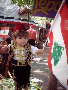 precious Lebanese boy Tripoli Lebanon, Lebanon Flag, Cutest Babies Ever, Cute Babies, Beirut, Lebanon Independence Day, Baalbek, Arab World, Famous Women