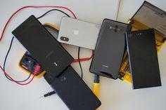 Galaxy Note 8 iPhone X Pixel 2 XL Mate 10 y Xperia XZ1 frente a frente: comparativa de sus cámaras principales