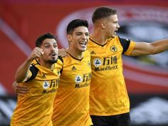 your Wolverhampton Wanderers Fc, Bramall Lane, Sheffield United, Europa League, Second Best, Under Pressure, Goalkeeper, Soccer Players, Wolves