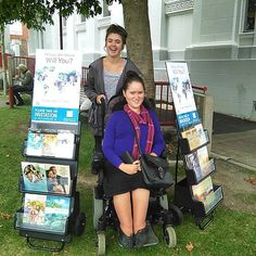 Public witnessing in New Zealand. Photo shared by @livi_agar