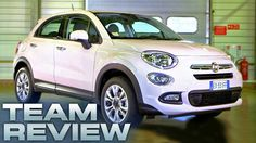 The Fiat 500X (Team Review) - Fifth Gear