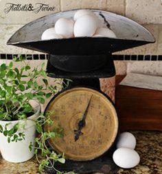 ≗ Feathered Nest of Hope ≗ bird feather & nest art jewelry & decor - Vintage egg scale | Tidbits & Twine