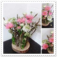 bloemschikken voorjaar lente gistel oostende