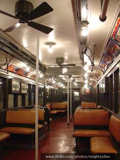 After enjoying a classic ride on my Vespa, enjoy a ride on a vintage subway car at the New York Transit museum in Brooklyn. #ridecolorfully #katespadeny