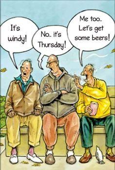 45 ideas birthday funny old jokes Funny Cartoon Pictures, Cartoon Jokes, Funny Cartoons, Funny Comics, Funny Jokes, Beer Funny, Funny Cute, Really Funny, Funny Pix