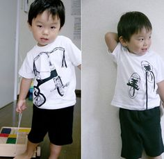 Shikisai: Alternative Interactive T-shirts for adults, kids and dogs