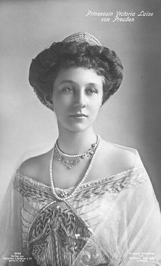 Princess Viktoria Luise of Prussia