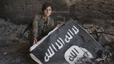 Born From Urgency - Faces from the Frontline Against ISIS