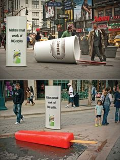 80 Great Guerilla Marketing Ideas