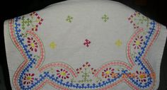 Sindhi Embroidery, Kutch Embroidery, Kutchwork Tutorials, Free Kutchwork Designs/Patterns