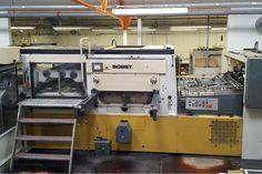 Graphiline parle de la nouvelle machine dorure de Japell Hanser Sag