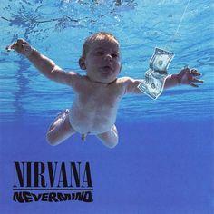 Nevermind, Nirvana. | 14 Discos que todos los jóvenes argentinos que crecieron en los 90 tuvieron