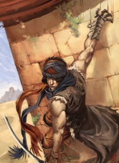 The Prince of Persia by *Roggles on deviantART
