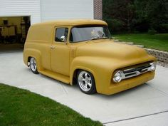 1956 Ford Panel