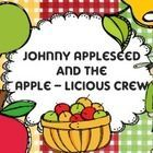 Johnny Appleseed and the Apple-licious Crew - This is a HUMONGOUS kindergarten pack perfect for the beginning of the year. ...