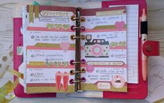 Decoración agenda Webster Pages: Semana 39/2015