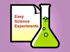 Easy science experiments for kids to learn states of Matter and Chemical Properties