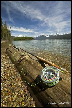 Definitely wish I could be fishing here right now. #Flyfishing #Outdoor
