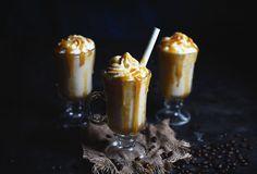 Low-Carb Copycat Starbucks Coffee Frappuccino:http://simplysohealthy.com/low-carb-copycat-starbucks-coffee-frappuccino/