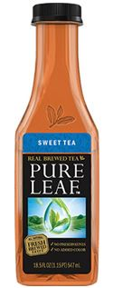 Pure Leaf Sweet Tea. I absolutely love this stuff! I received this drink in my #VitaVoxBox from Influenster complimentary for testing purposes and it completely stole my heart. Such a light, refreshing beverage with the perfect amount of sweetness. And the best part if you're not left with that weird after taste you sometimes get after drinking a tea! I'm addicted. I just went out and bought a pack. This is definitely my new go-to tea. #TheLoveofLeaves