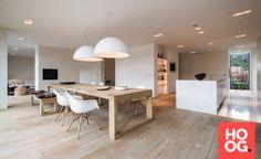 La chaise DAW inspiration Eames - Idée salle à manger - - Küchen Design, Chair Design, House Design, Style At Home, Grey Desk Chair, Open Plan Kitchen Living Room, Interior Decorating, Interior Design, Sweet Home