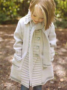 child knit sweater