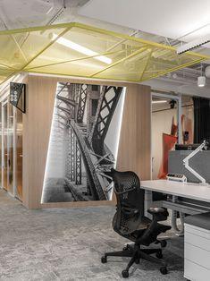 Interior Work, Interior Architecture, Interior Design, Krakow, Workspaces, Corridor, Design Firms, Office Interiors, Open Plan