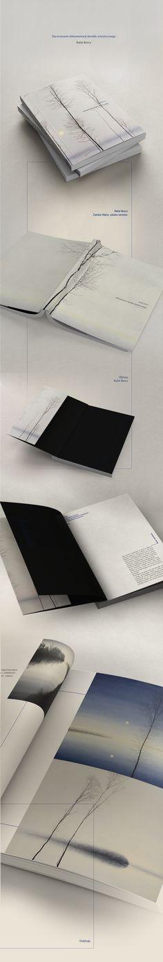 Katalog dorobku artystycznego on Behance