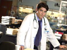 I need a doctor.  This one.  Goran Visnjic (Dr. Luka Kovac)