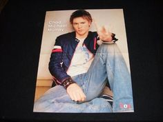 CHAD MICHAEL MURRAY magazine clippings lot No1 with POSTER | Books, Magazine Back Issues | eBay!