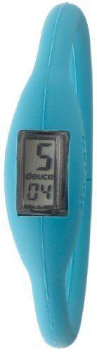 Deuce Brand Men's DBAQUL The Original Silicone Rubber Sports Aquamarine 18cm Watch Deuce Brand. $15.31