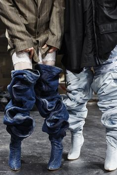 Y/Project's Latest Collection Has Extra Arms, Extra Pockets, Extra Volume, Extra Everything Photos | W Magazine