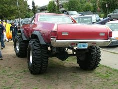 72 El Camino 4x4 In Alaska Photo:  This Photo was uploaded by IriemonTBC. Find other 72 El Camino 4x4 In Alaska pictures and photos or upload your own wi...