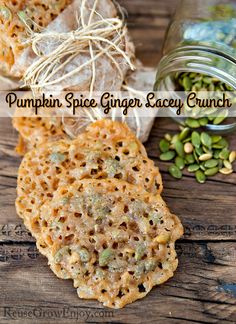 Ready for those fall flavors? Check out this recipe for Pumpkin Spice Ginger…