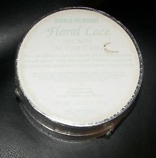 VINTAGE Merle Norman Floral Lace Milk Bath 60's-70's New Sealed 6 oz Container