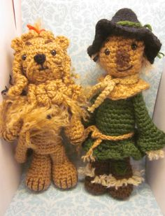 wizard of oz crochet patterns - Google Search