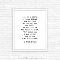 English teacher gift, Gift for writer, Words quote print Graduation Gifts For Guys, Graduation Quotes, Framed Quotes, Wall Art Quotes, Quote Wall, Literary Quotes, Writer Quotes, Inspirational Poems, Quote Prints