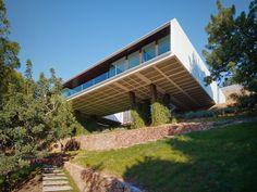 Casa Prefabbricata BF House di OAB & ADI: esterno