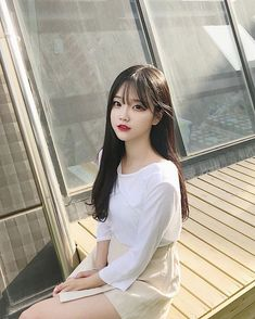 Korean Girl Photo, Cute Korean Girl, Cute Asian Girls, Cute Girls, Jung So Min, Korean Beauty Girls, Asian Beauty, Choi Seo Hee, Beautiful Chinese Girl