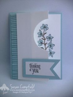 Peaceful Petals Two Great Cards - Video tutorial linked in post.