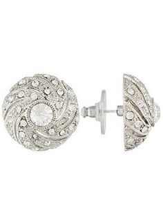 """""""ELISABETH'S INGENUE"""" EARRINGS,  The Titanic Jewelry Collection"""