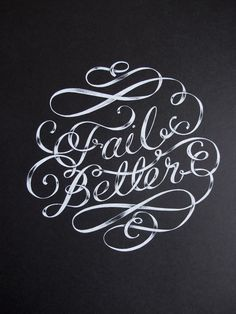 Fail Better by Maricor/Maricar.