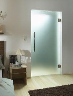 Glazen deur | Wooninspiratie | interieurdesign | vidre glastoepassingen