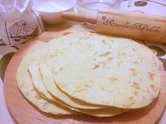Italian Cooking, Italian Recipes, Gelato, Tortilla Pizza, Salty Cake, Baby Food Recipes, Street Food, Biscotti, Finger Foods