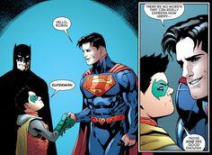 "Batman & Robin #39 - ""Boy Wonder"" (2015)"